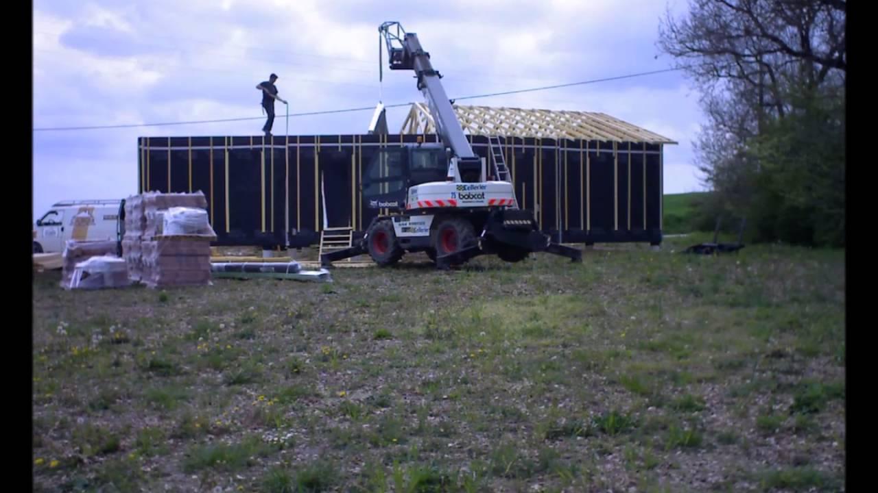 Construction dune maison bois ami bois