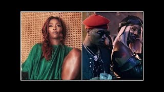 Singer Tiwa Savage opens up on her romantic relationship with Wizkid