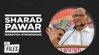 Sharad Pawar: The God of Broken Mandates   Rare Interviews   Crux Files