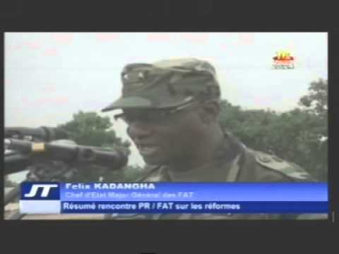 Le JT du Togo Mercredi 02 07 2014