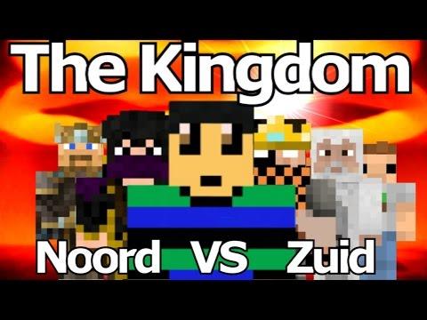 Kingdom LIVE - Noord VS Zuid