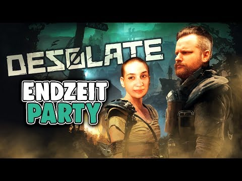 HWSQ #103 - Endzeit Party - Desolate
