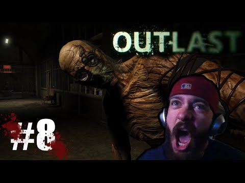 Outlast - Walkthrough Part 8 - WHAT?!?! WHY DID I DO THAT?!