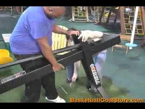 Goalrilla Installation Video