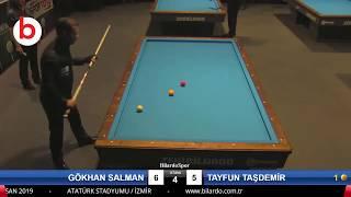 Tayfun Tasdemir ve Gökhan Salman