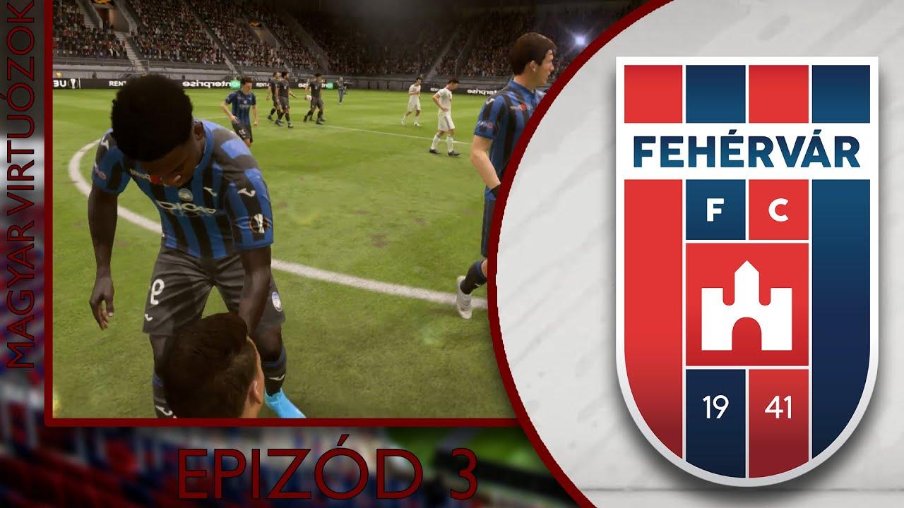 EURÓPA LIGA BAJOK | FIFA 20 | Magyar Virtuózok | MOL ...