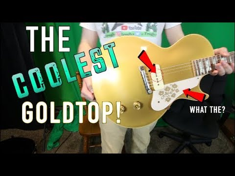 The Coolest Goldtop Ever?!?!
