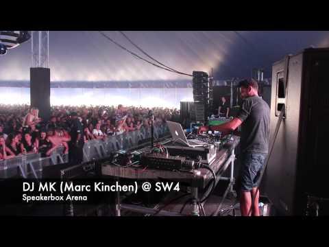 DJ MK  - (Marc Kinchen) @ South West Four Festival
