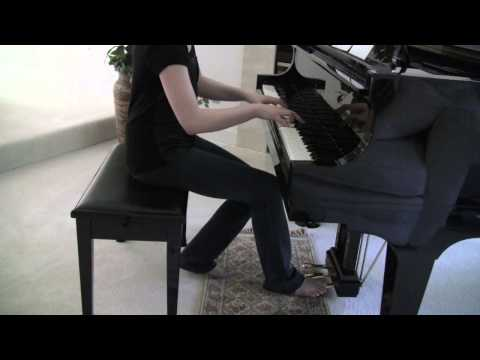 Clara's Theme - Piano Arrangement by Camden Tilley