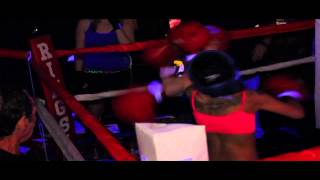 Foxy Boxing POTTERS  jackson MI