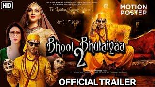 Bhool bhulaiyaa 2 official trailer 2020 ,Kartik Aaryan, kiara-advani, tabbu ,releasing date