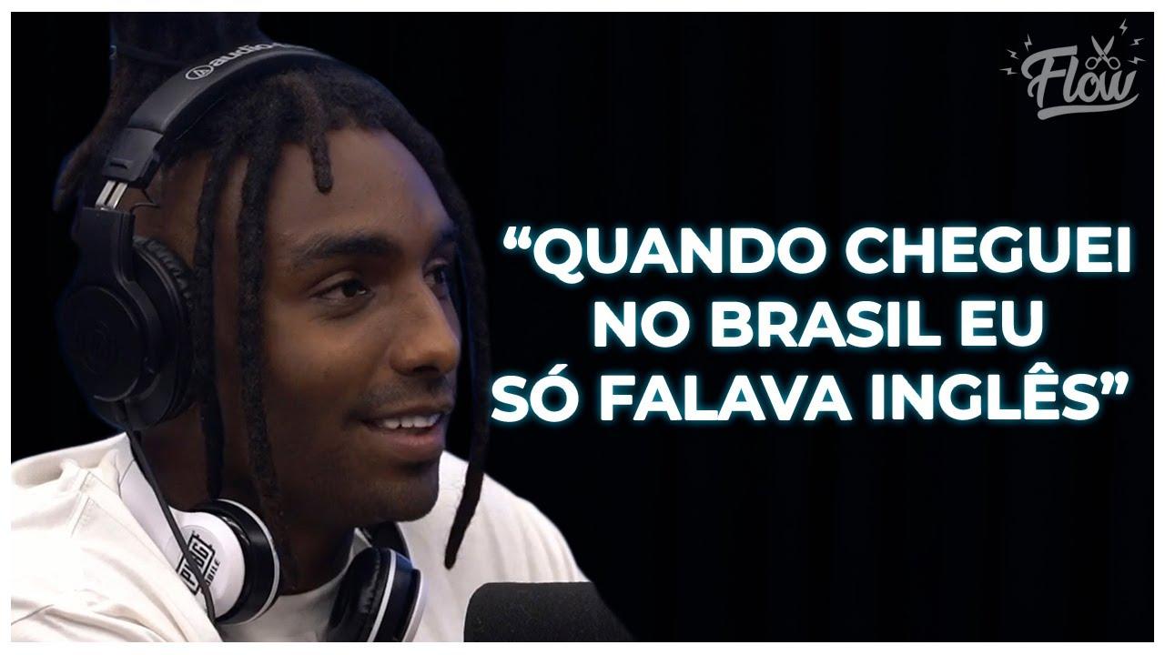 MC MAHA NÃO É BRASILEIRO? | Cortes do Flow