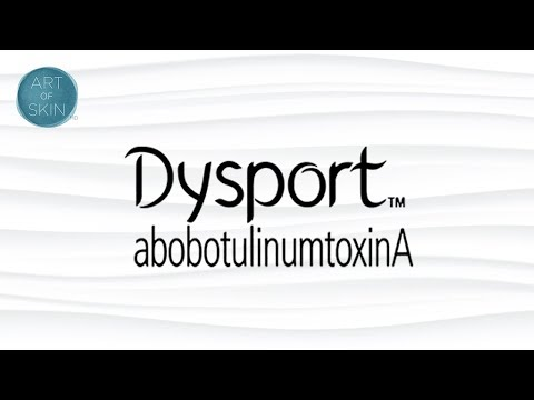 Dysport or Botox for forehead wrinkles