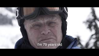 Short documentary about passion to ski