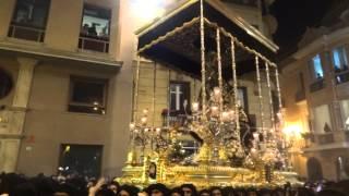 Semana Santa de Málaga 2014. Lunes Santo. Cofradía Dolores del Puente (9) B