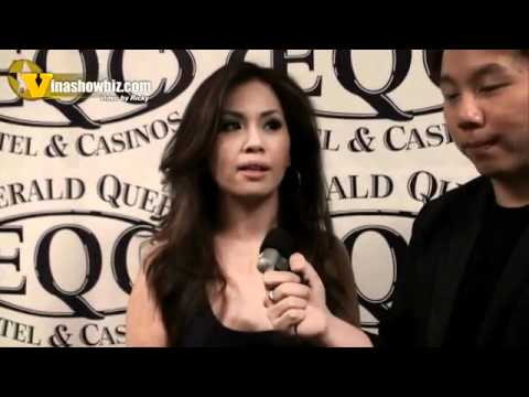 Minh Tuyet 's exclusive Vinsashowbiz.com interview with Hieu Trung (Part 1) - YouTube.flv