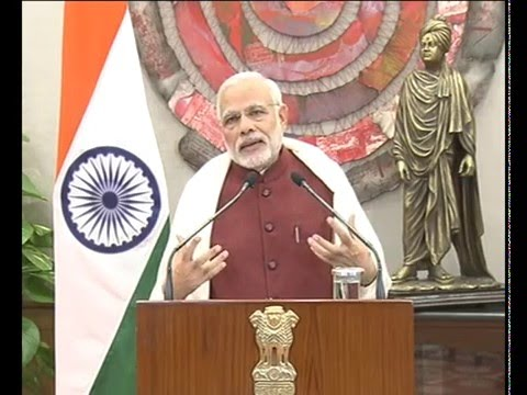 PM addresses 20th National Youth Festival through Video Conferencing