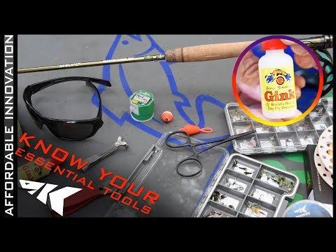 Fly Fishing Basics: Essential Fly Fishing Tools - KastKing