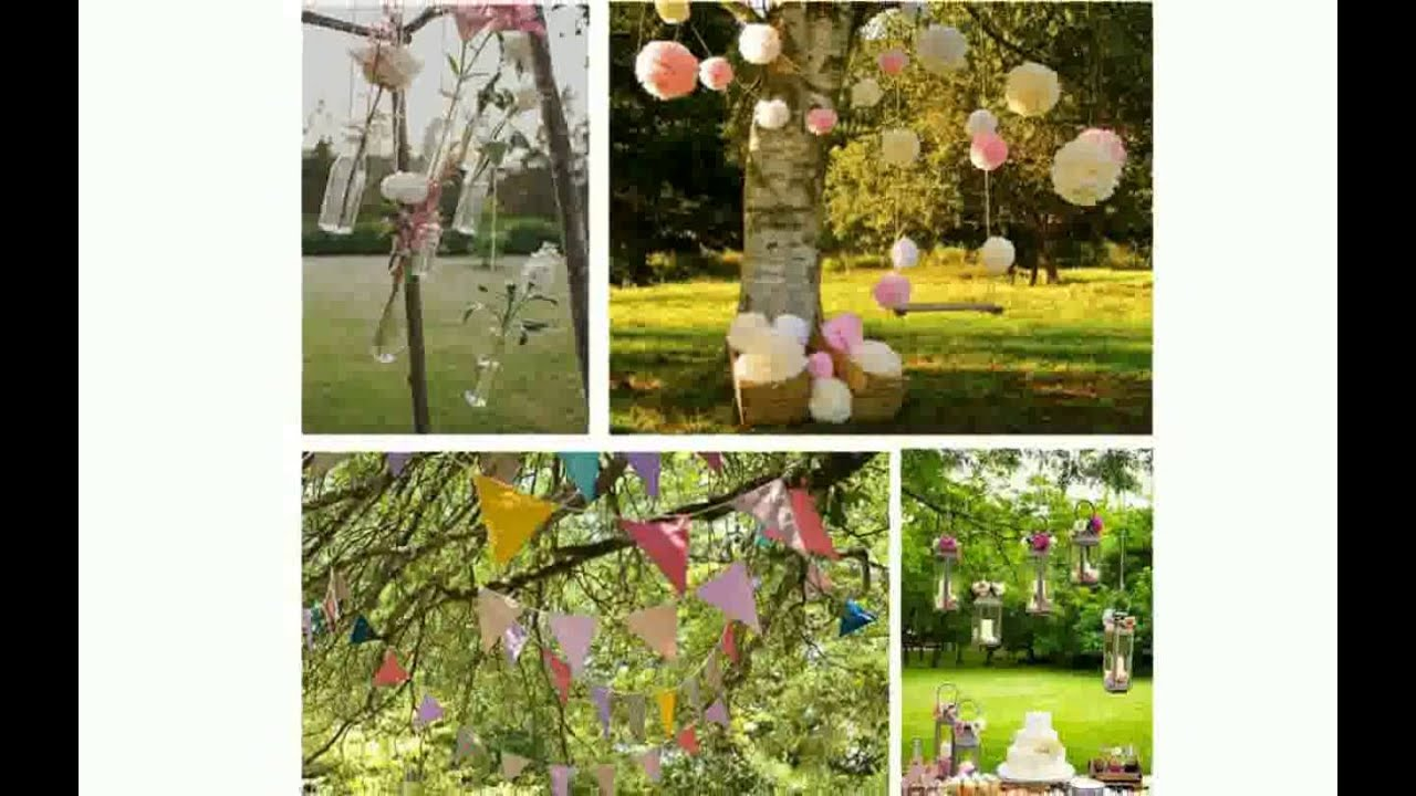 arboles decorativos para boda youtube