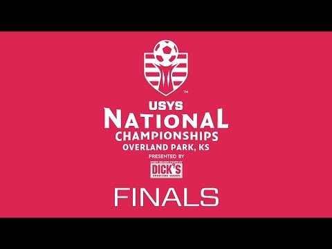 2019 US Youth Soccer National Championships Finals Recap