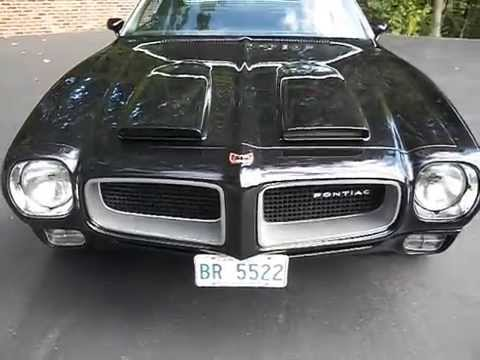 1970 Pontiac Firebird Formula 400 for sale Old Town Automobile in