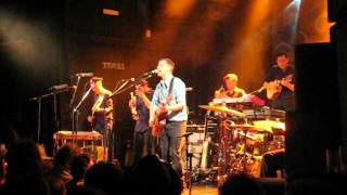 Calexico - Crystal Frontier (Live at Tivoli Oudegracht, Utrecht, The Netherlands)