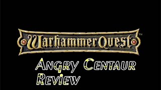 Warhammer Quest Review