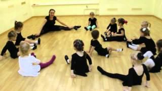 Открытый урок 18.12.2015 (ф.Центральный, гр.2-3 Детская Шоу-хореография)