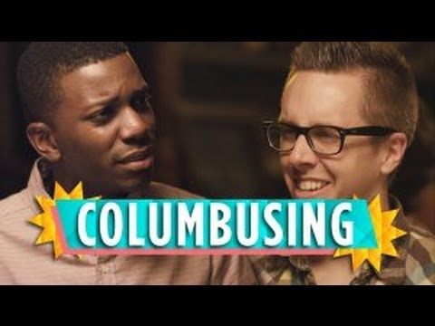 Columbusing: Discovering Things For White People
