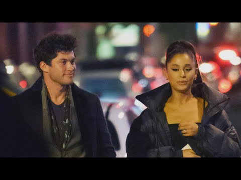 Ariana Grande Hangs With Ex Graham Phillips Days After Big Sean Reunion Mp3