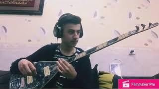 Rawa  Saz - Shape of you electro baglama cover🎵 روا ساز يعزف اغنية شاب اوف يو بكل احترافية