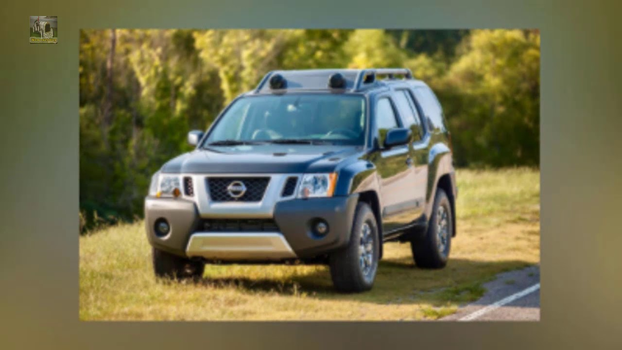 2020 Nissan Xterra Price and Review