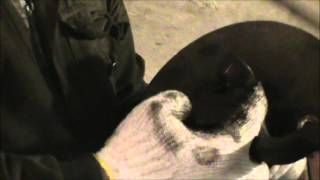 видео Поворотный кулак на жигули. 11.1.4 Рычаги поворотных кулаков, поворотные кулаки
