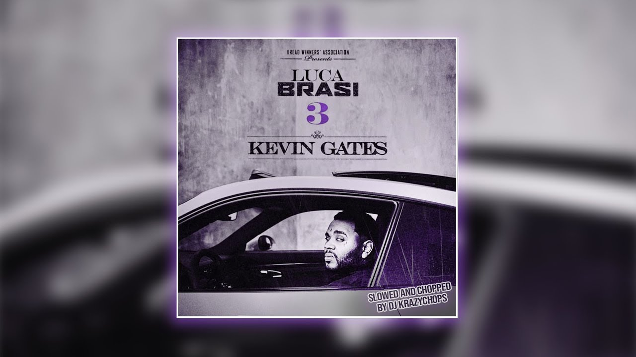 Kevin Gates - Wrong Love (Slowed & Chopped) By DJ KrazyChops