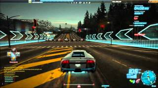 Need For Speed World Team Escape: Most Wanted