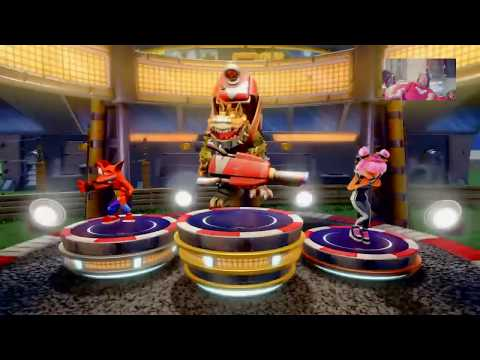 Crash Team Racing Nitro Fueled Part 7 Chaos Multiplied