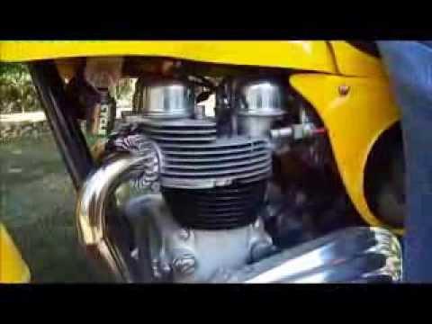Rickman Metisse w/1959 Matchless G12/G15 engine by Randy