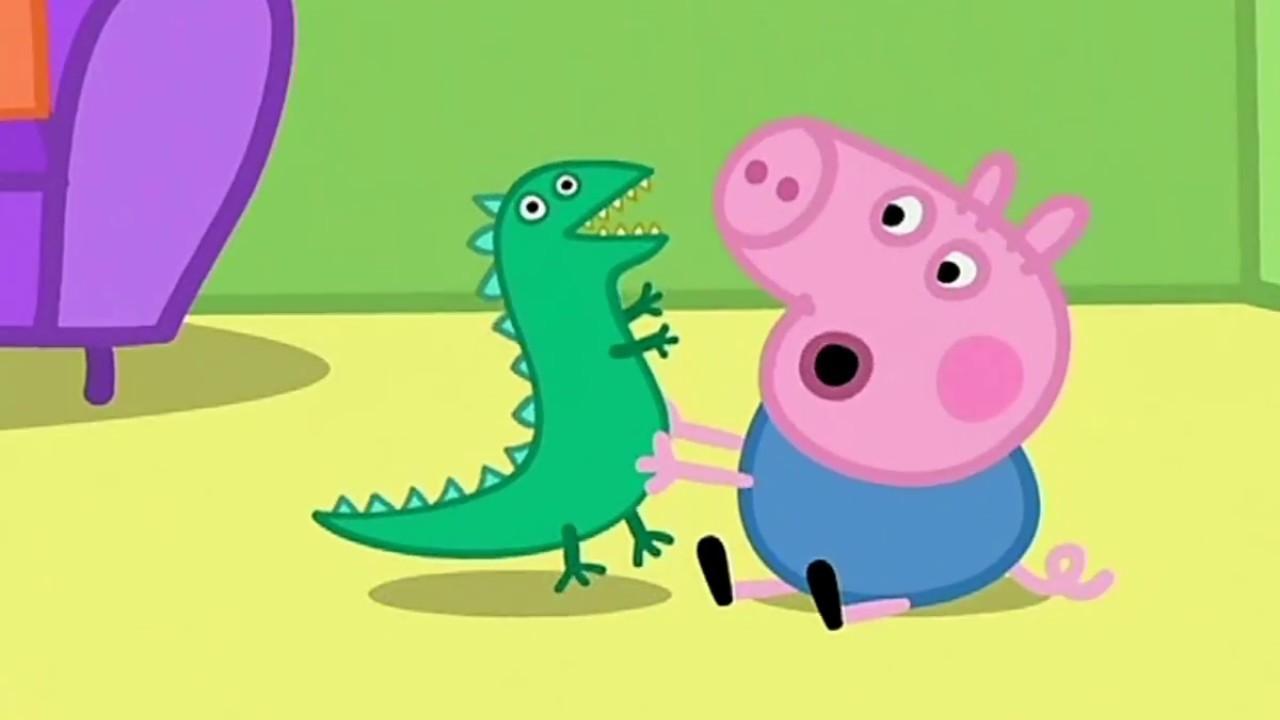 предположениям свинка пеппа младший брат джордж картинки специальной публикации