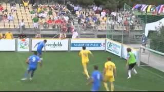 Jour 5 - Italie vs Ukraine - Match clip commentée français