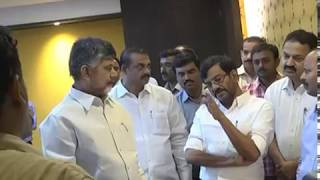REVIEW MEETING ON AGRICULTURE BY AP CM AT SECRETARIAT ON 18052017