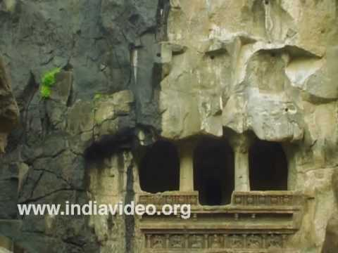 Kailasa temple cave at Ellora, a World Heritage Site