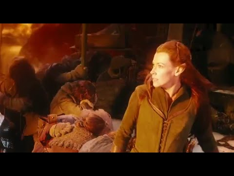"The Hobbit: The Battle Of The Five Armies - TV Spot ""KING"" [HD]"