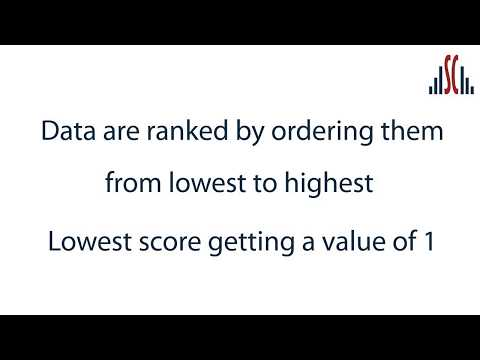 How to do Ranking in Statistics?