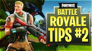 [Fortnite Battle Royale] Tips to ALWAYS Win #2