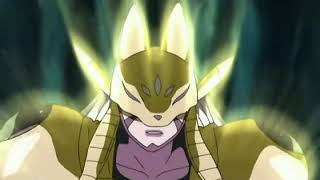 A primeira transformação de SAKUYAMON - Digimon Tamers