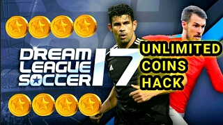 Dream League Soccer 2017 UNLIMITED Coins Hack - Working Method