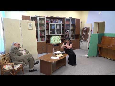 "Антон Чехов ""Драма"" (09.02.19)"