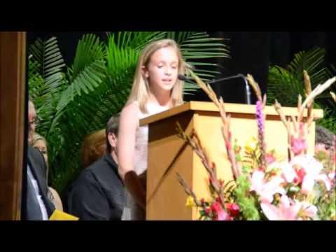 West Jones Elementary School Awards Night Welcome