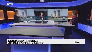 Séisme en France : un risque d'accident nucléaire ?