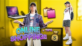 SHOPPING FOR STREETWEAR ONLINE (how to)